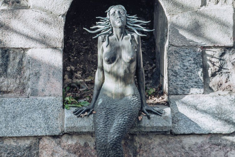 Užupis Mermaid