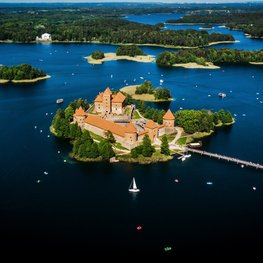 Enjoy Slow Living in Trakai on a Day Trip near Vilnius