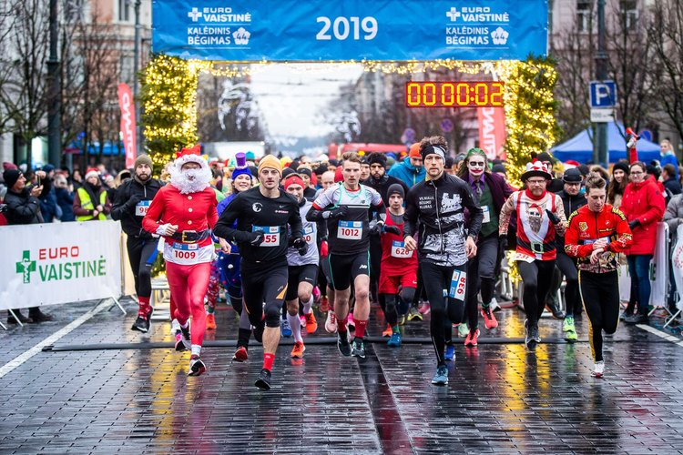 Eurovaistinė Christmas Run