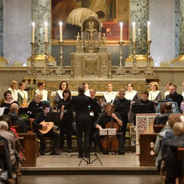 The Banchetto Musicale International Early Music Festival