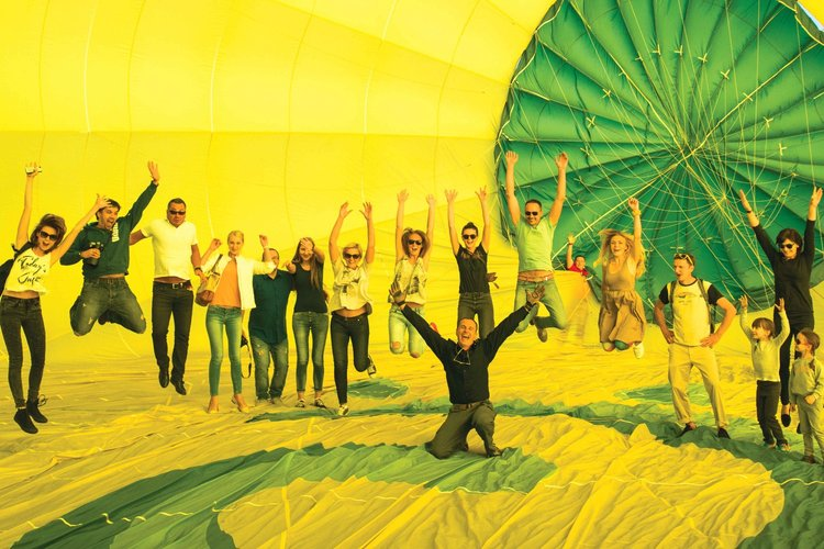 Hot Airlines Hot Air Balloon Flights