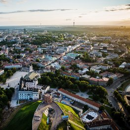 9 Spots To Catch a Gorgeous Panoramic View of Vilnius