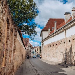 Discover the Old Town of Vilnius