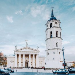 Vilnius: a UNESCO World Heritage City