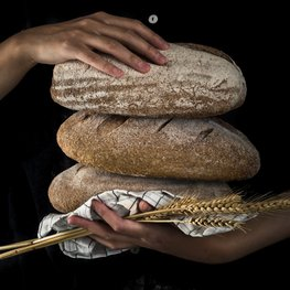 Why the Bread in Vilnius Is Black by Simon Bajada