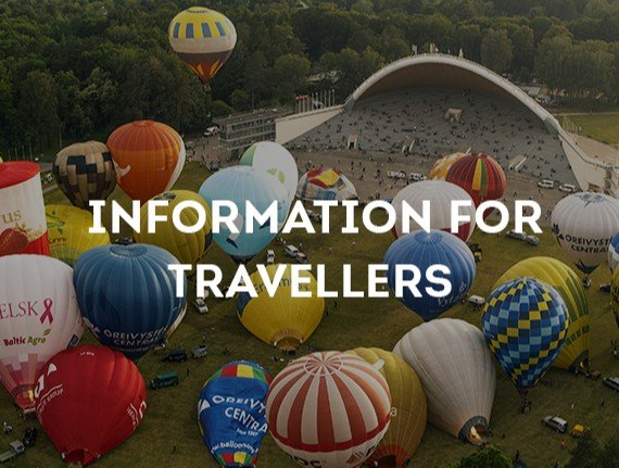 COVID-19: Information for travellers