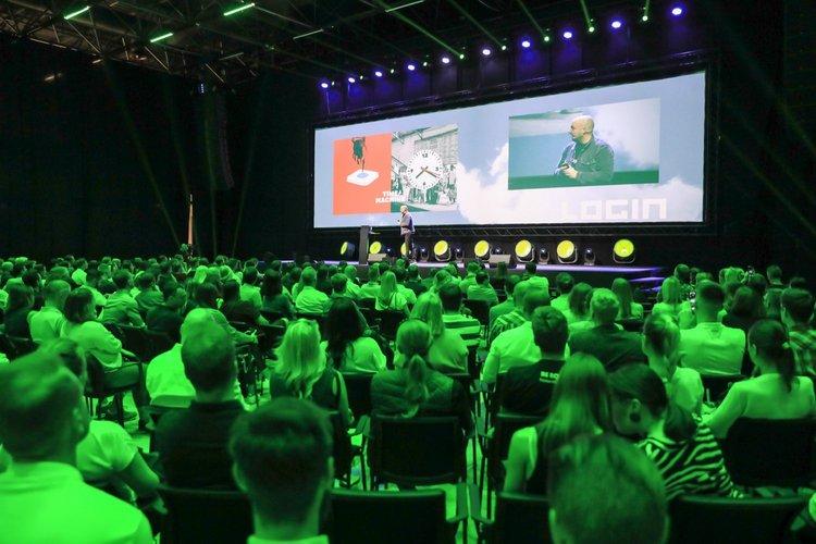 """Festiwal Innowacji Technologicznych """"Login"""""""