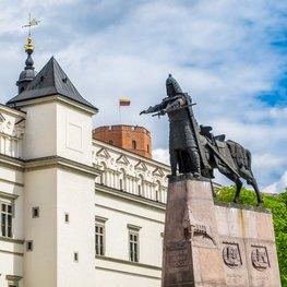 Monument to Grand Duke Gediminas
