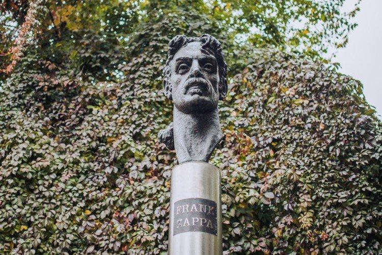 Paminklas Frankui Zappai