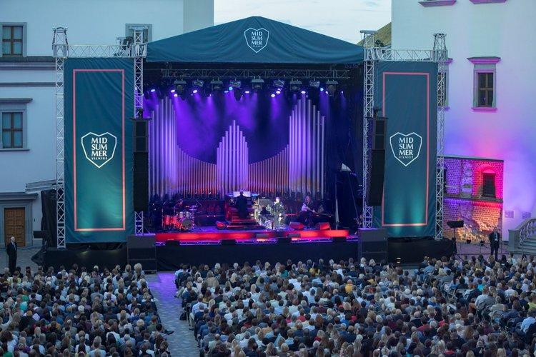 """Festivalis """"Midsummer Vilnius"""""""