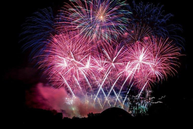 Vilniaus Fejerija International Fireworks Festival