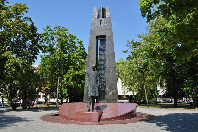 Pomnik Vincasa Kudirki