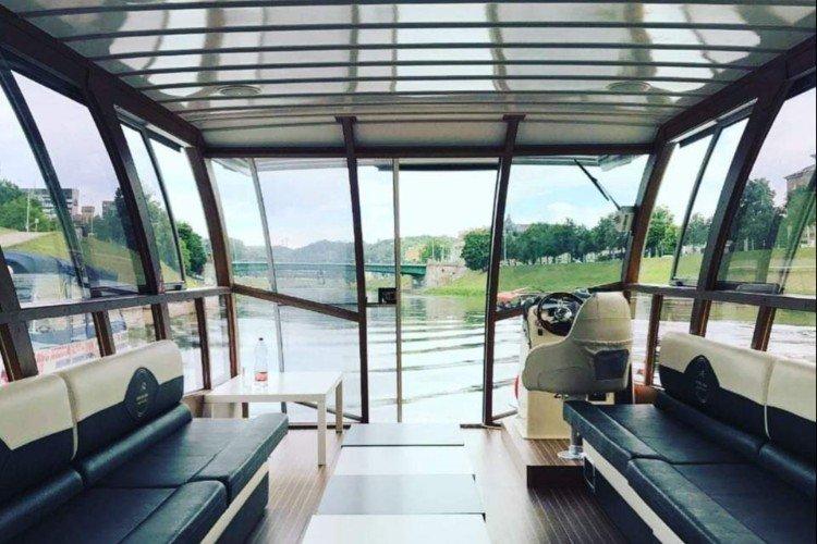 Catamaran Boat Tour