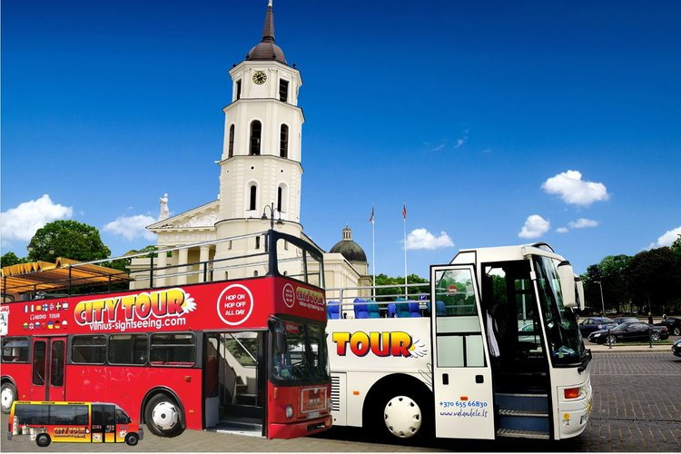 HOP-ON HOP-OFF Valandėlė Tour