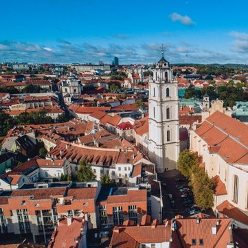 Vilnius: A city that's best seen on foot
