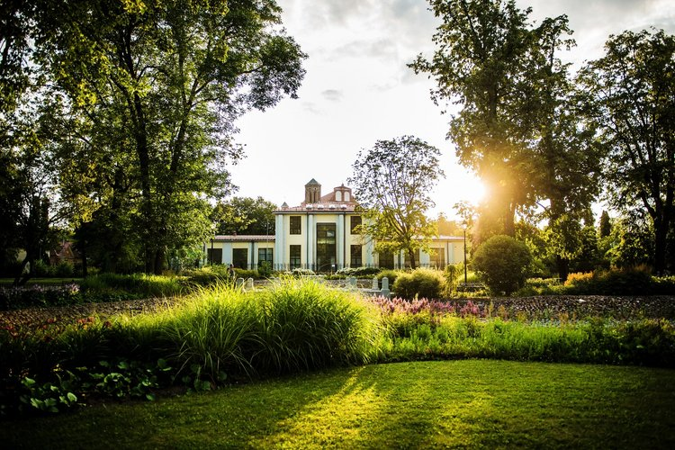 Ogród bernardyński