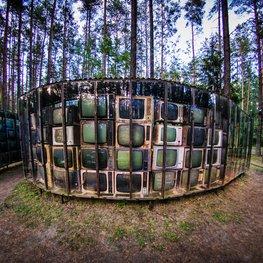 Europos parkas: meno draustinis prie vandens