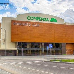 COMPENSA Concert Hall