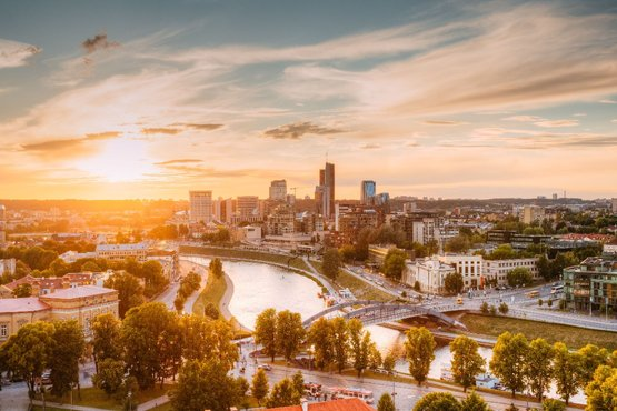 Co-working in Vilnius