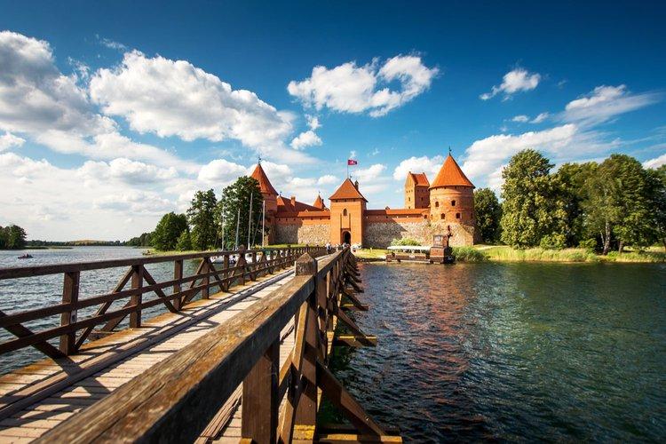 Inselburg von Trakai