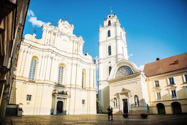 Šv. Jonų bažnyčios varpinė