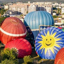 Ballooning.lt Hot Air Balloon Flights