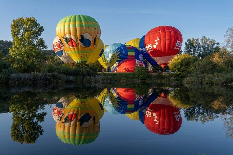 Smile Balloons Hot Air Balloon Flights