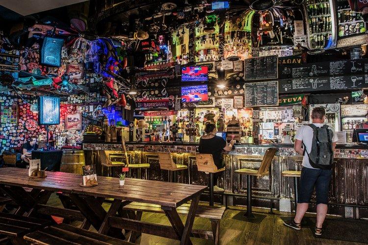 Šnekutis Bar