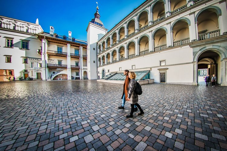 Palace of the Grand Dukes of Lithuania: History Revived