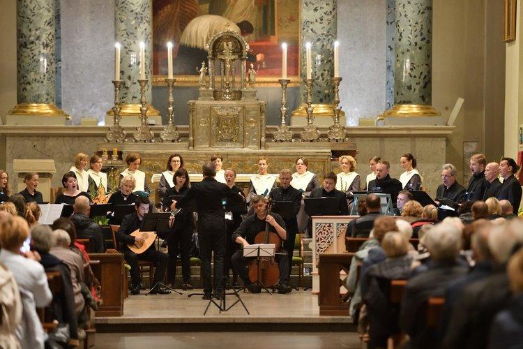 """Internationales Festival für Alte Musik """"Banchetto Musicale""""."""