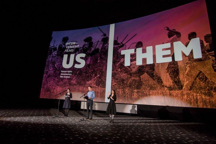 Inconvenient Films Human Rights Film Festival