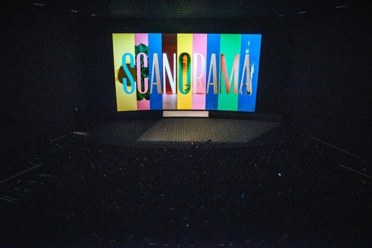"""Europos šalių kino forumas """"Scanorama"""""""