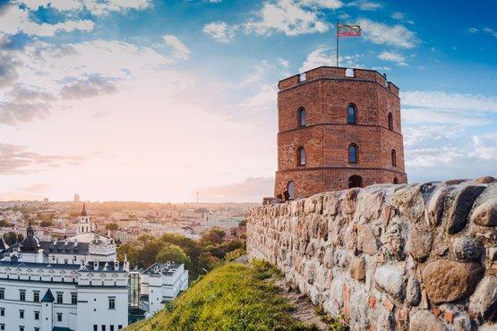 Vilnius in a nutshell