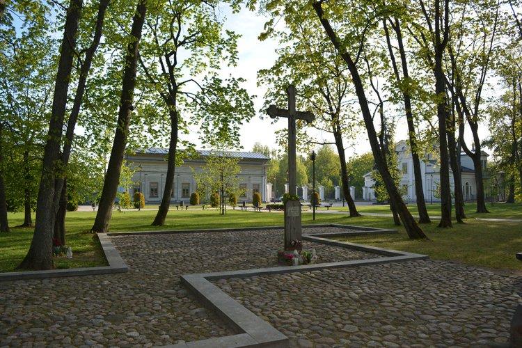 Kompleks Pamięci Parku Pokoju Tuskulenai