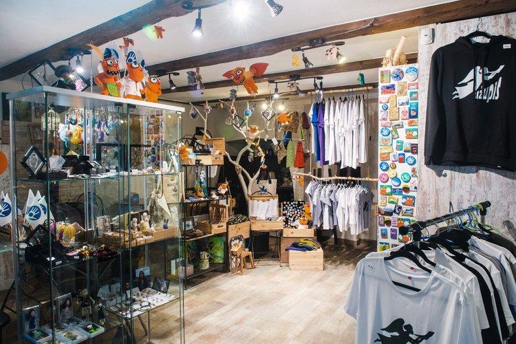 Kolekcija Souvenir Shop