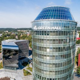 Green Hall Business Centre