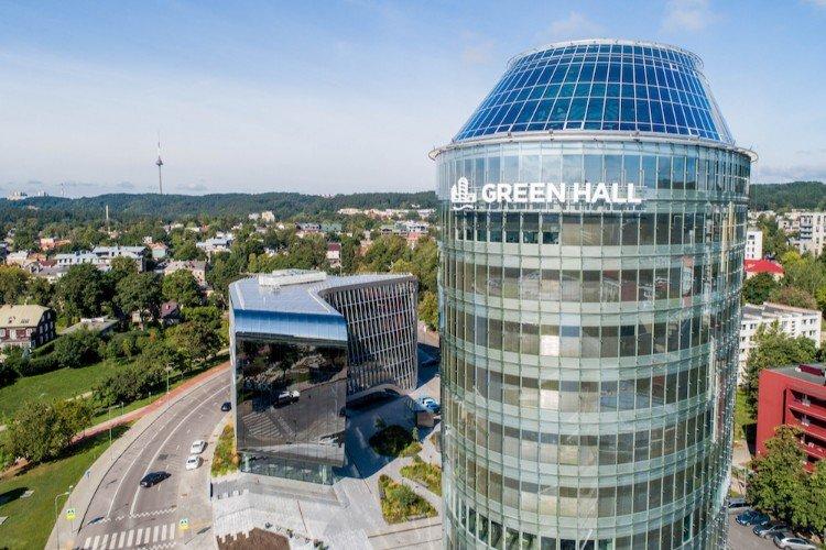 Verslo centras Green Hall
