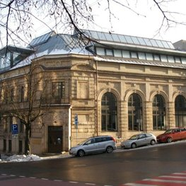 The Vilna Gaon Jewish State Museum