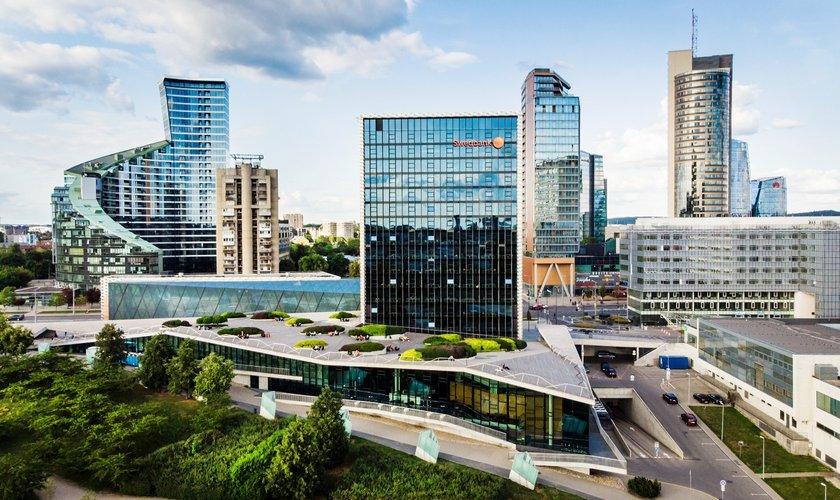 Офисные помещения в Вильнюсе