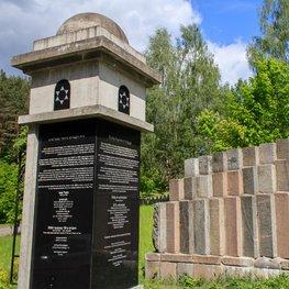 Jewish Cemetery on Olandų St