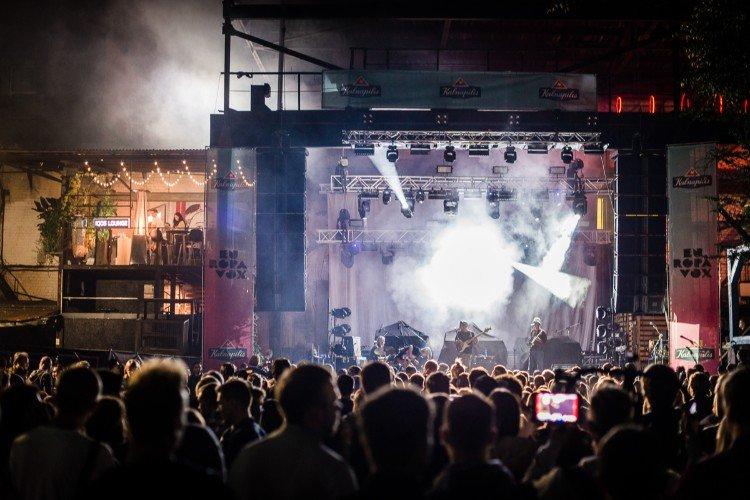 """Muzikos ir menų festivalis """"Loftas fest"""""""