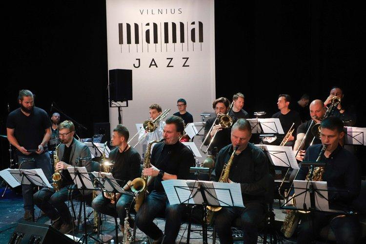 "Internationales Jazzfestival ""Vilnius Mama Jazz"""