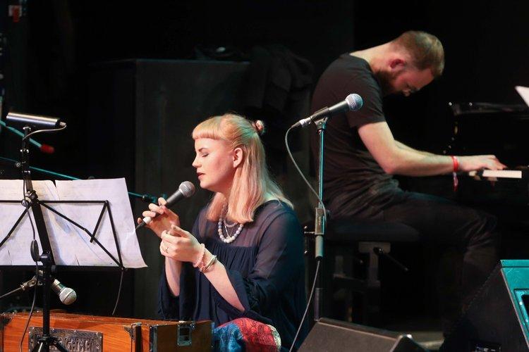 """Międzynarodowy Festiwal Jazzowy """"Vilnius Mama Jazz"""""""