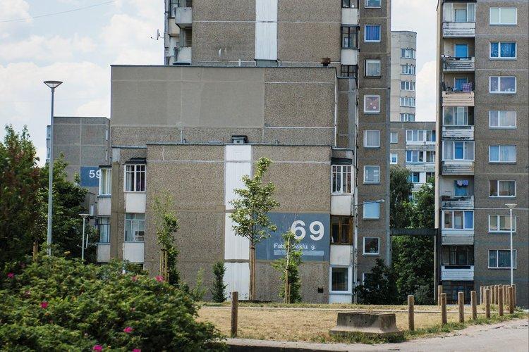Fabijoniškės – the Infamous Pripyat