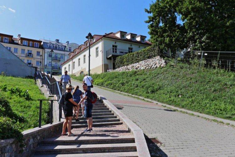 Ona Šimaitė Street