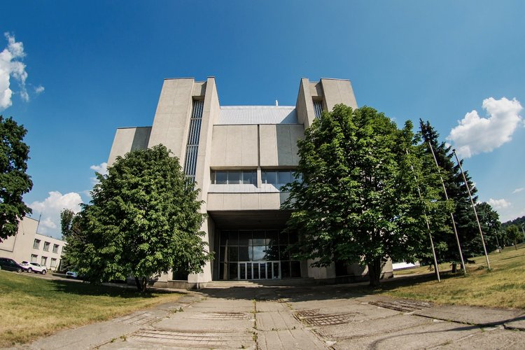 Former Cultural and Sports Centre of the Ministry of the Interior – Pripyat Hotel Restaurant