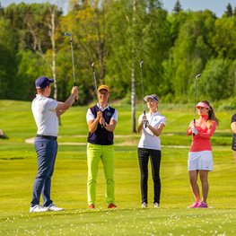 Sharpen Up Your Golf Swing