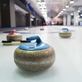 Team Up for Curling