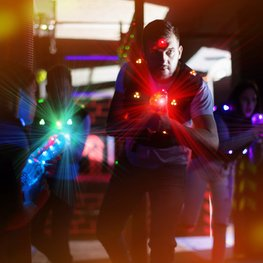 Positive Emotions and Adrenaline – From Laser Games