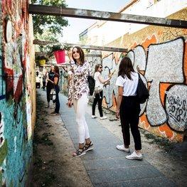 Jonas Mekas Draught Alley